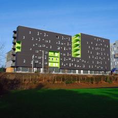 Groupe Legendre - Construction Arborea Playtime à Nantes