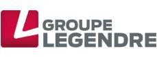 Groupe Legendre - nouveau logo 2000