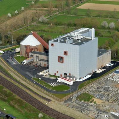 Centrale biomasse CRE3