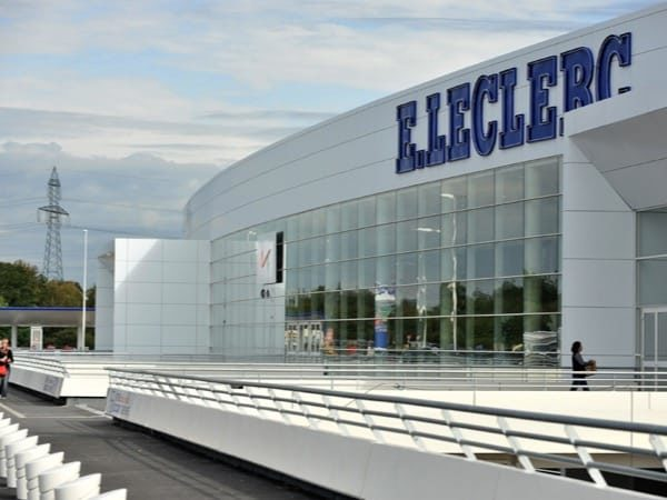 Extension Centre Commercial E. LECLERC