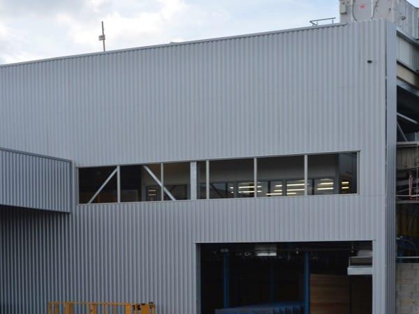 Extension centre de Tri GENERIS