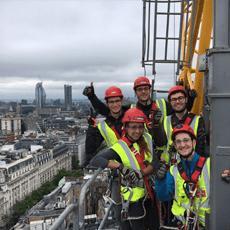 Groupe Legendre - Construction à Londres