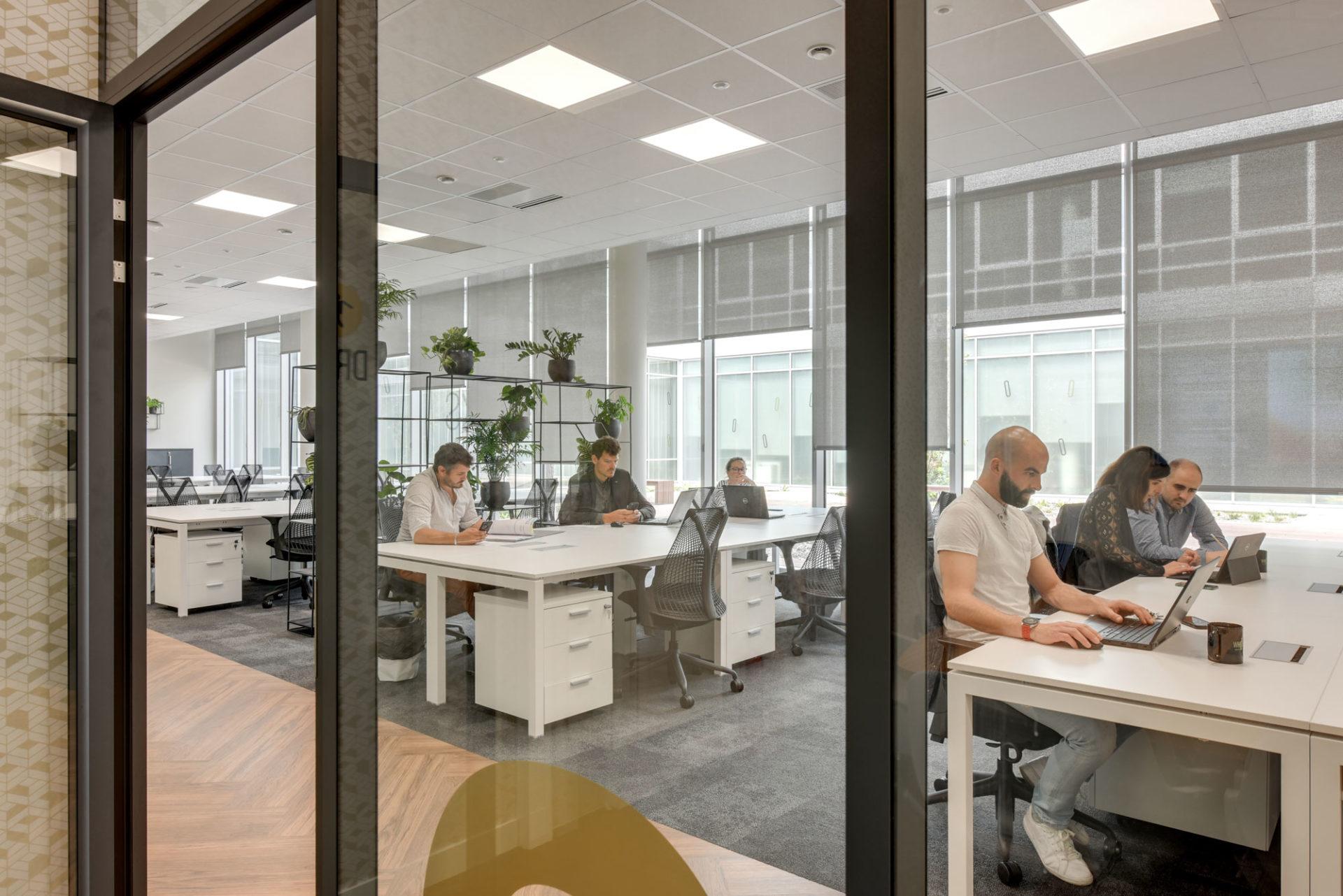 Flex Office Bordeaux Whoorks Bacalan