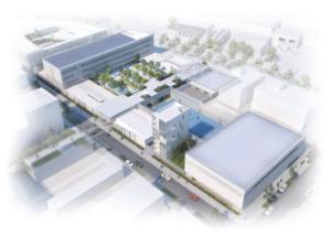 Le Groupe Legendre assure la Construction et l'exploitation d'un collège à Bordeaux
