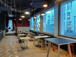Whoorks propose des bureaux au design élégant en plein coeur de Nantes