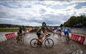 La discipline du cyclo-cross encore peu répandue en France.