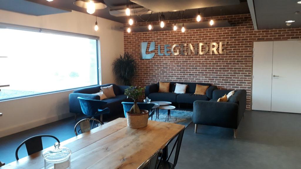 Groupe Legendre - Cadre de travail agréable