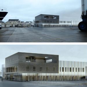 Entrepôt port de la Turballe Groupe Legendre