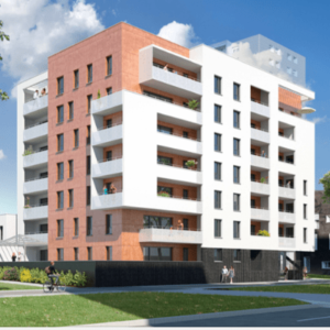 Arabesque - Rennes - Legendre Construction