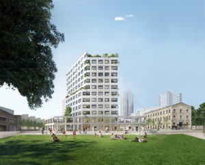 Programme impulsion - Quartier International - Paris 18e