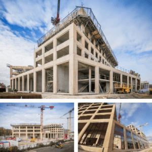 Colivia Cesson-Sévigné - Legendre Construction