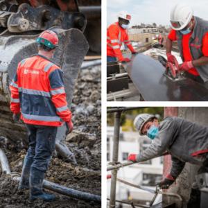 Compagnons chantiers - Groupe Legendre