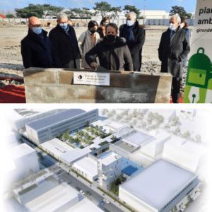 Collège Ginko Bordeaux - Legendre Construction