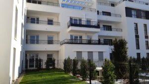 Livraison résidence Le Riviera à Chessy (77)