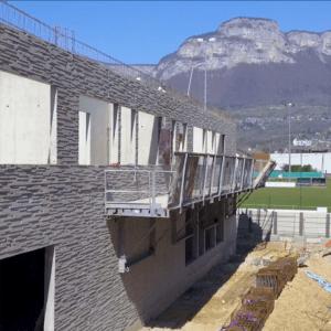 Legendre - Béton matricé en Rhône-Alpes