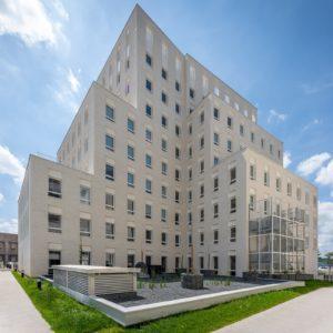 Legendre Construction - Rouen - Le Spatium - Habitat 76