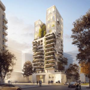 Legendre Construction - Duo de Cimes Nantes