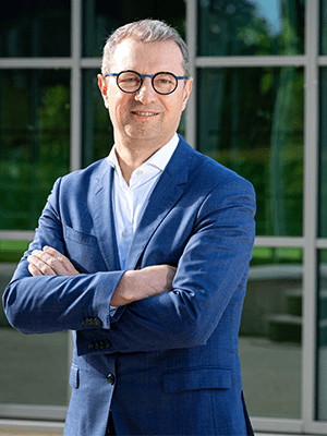 Groupe Legendre - Denis Motard - Directeur Général