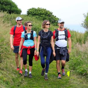 Groupe Legendre - OXFAM Trail Walker