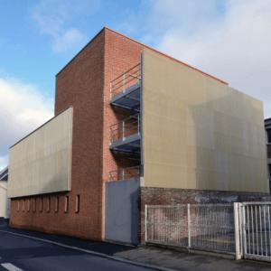 Legendre Construction - Poste source Rouen