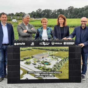 Legendre Construction - Centre de Transfert Public de Rennes