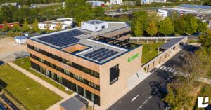 Legendre energie - Charier opte pour une centrale Solaire