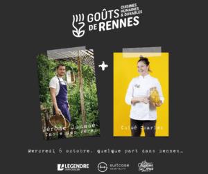 Goûts de Rennes - Repas décalé
