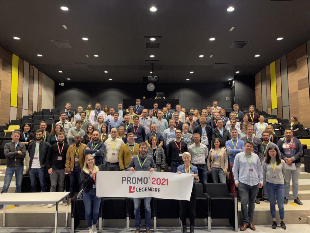 Promotion 2021 - Groupe Legendre